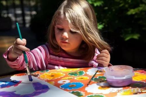 儿童美术│当孩子说我不会画画时怎么办?